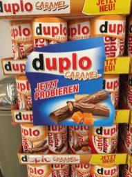 Ferrero Duplo Caramel Karamell