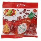 Jelly Belly Bohnen mit Tabasco-Geschmack - In den USA auch in einer nachgeahmten Tabsco-Flaschen-Verpackung erhältlich.