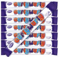 CurlyWurly von Cadbury