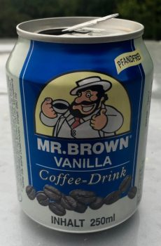Mr. Brown Vanilla