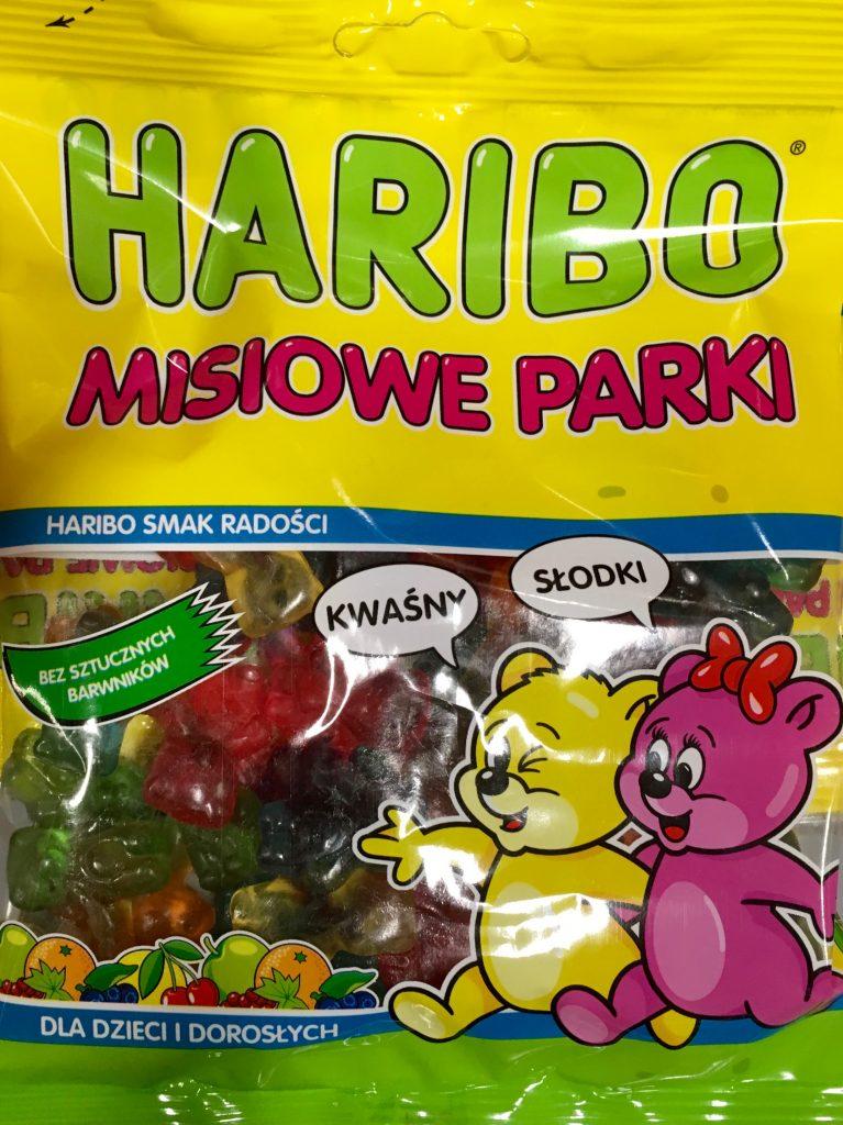 Haribo Polen Bären Fruchtgummi