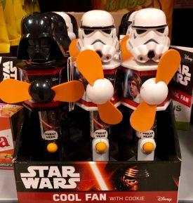 Star Wars Ventilatoren Cool Fan with Cookie