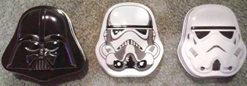 Mintbonbons Star Wars