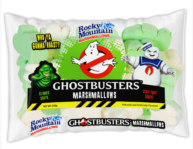 Rocky Mountain Marshmallows Ghostbusters