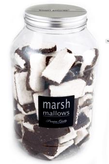 Marshmallow Mellow Sweet STories Baclk + White Kokosraspeln