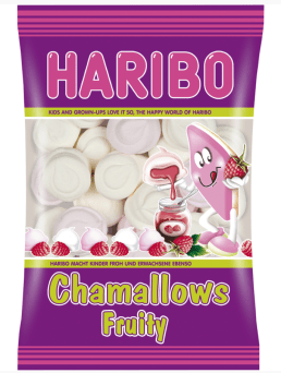 Haribo Chamallows fruchtig