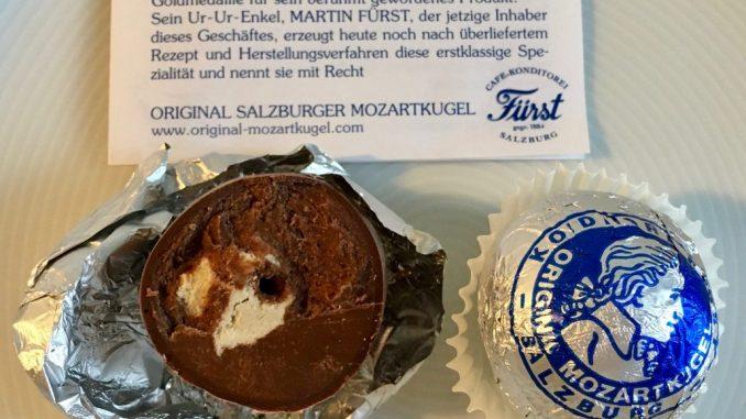 Fürst Original Mozartkugeln