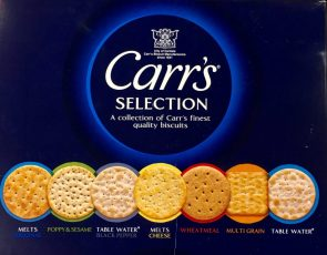 Carr's Selection Crackers Set