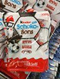 Ferrero Kinder Bons Fußball-Edition