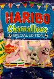 Haribo Chamallows Special Edition Strawberry Flavour