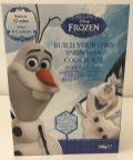 Backmischung mit Motiv Olaf von Disney's Frozen.