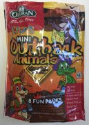 Snack Chips Flips Mini Outback Animals