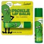Lip balm Lippenbalsam gewürzgurke pickle