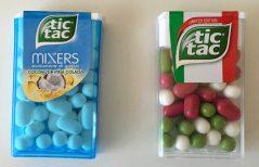 TicTac Tricolore Italy Coconut Pina Colada