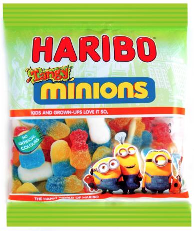 Haribo Saure Minions