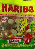 Haribo Saure Bärenzungen