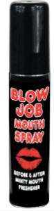 Blow Job Mouth Spray