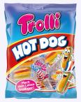 Quasi ein Spin-Off von den Trolli Mini-Burgern sind die Hot Dogs, die nach dem gleichen Prinzip funktionieren.