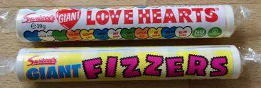 Swizzels Love Hearts Brausebonbons