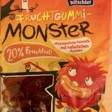 Hitschler Fruchtgummi-Monster