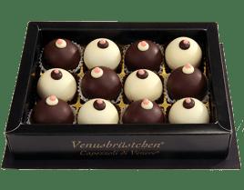 Venusbrüstchen Pralinen Österreich
