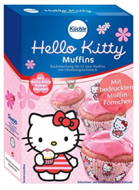 Hello Kitty Backmischung