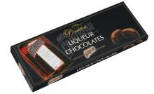 Doulton Schokoladenbohnen mit Cointreau.