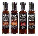 Jack Daniels Grillsaucen.