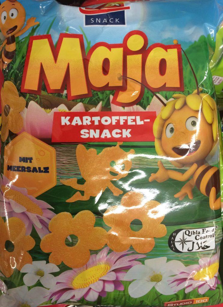 XOX Snack Maja Kartoffelsnack