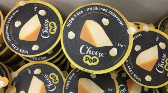 Cheese Pop Käse-Snack