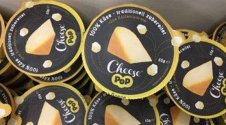 Cheese Pop Käse-Snack