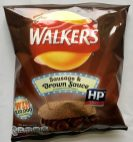 Walkers Crisps Chips HP Sauce