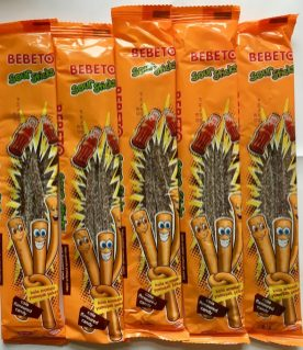 Bebeto Sour Sticks Cola