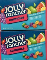Jolly Rancher Gummies Assortement