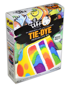 Tied-Dye Backmischung Duff Goldman