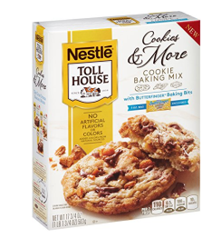 Coclate Cookies von Nestle Toll House.