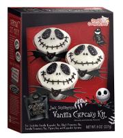 Halloween Cupcakes Set Vanilla