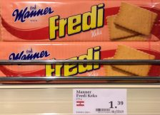 Manner Fredi Butterkeks