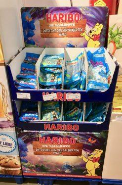 POS Display Haribo Schlümpfe