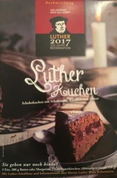 Kathi Luther-Kuchenmischung