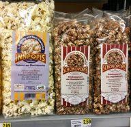 Innpopies: Popcorn aus dem österreichischen Innviertel. Auch mit Schokolade...