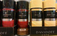 Löslicher Kaffee von Davidoff