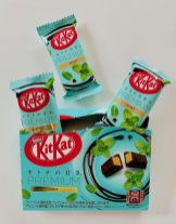 Nestlé KitKat Premium Mint 12G Japan