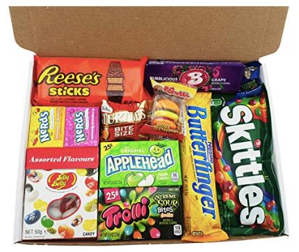 Haevenly Sweets Amerikanische Süßigkeiten