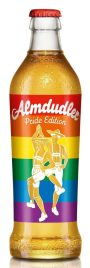 "Limitierte Almdudler Original ""Pride"" Edition: Jakob und Jakob"