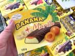 "Hauswirth Schokobananen ""Banana"" mit Marillegeschmack, 150G"