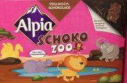 Alpia Schoko Zoo Vollmilch