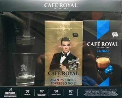 Cafe Royal Set Robbie Williams