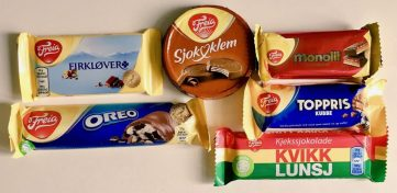 Freia Mondelez Assortment