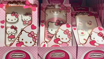 Günthart Backdekor Hello Kitty